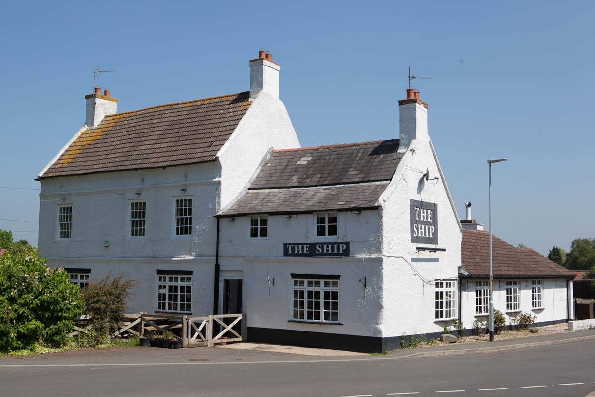 The Ship, Redmarshall
